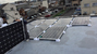 ABS SOLAR MOUNTING BRACKETS FOR FLAT ROOF