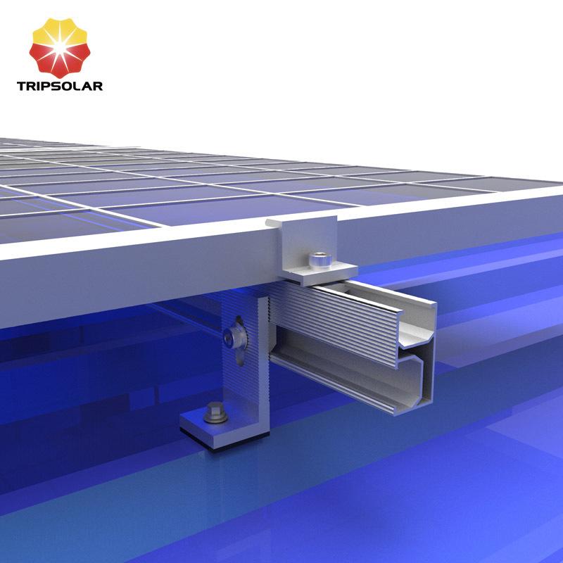 Tripsolar Metal Roof L Feet Mounting