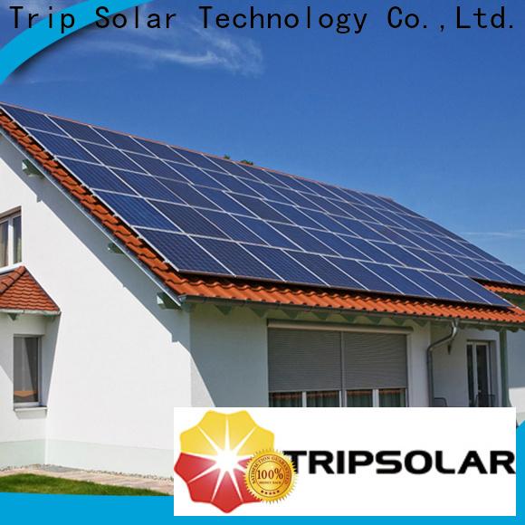 TripSolar solar mounting bracket manufacturers