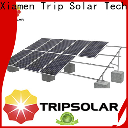 TripSolar solar panel pole mount kit for business