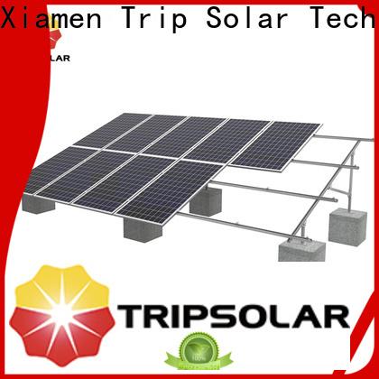 TripSolar solar panel pole mount kit for business