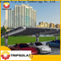 TripSolar Best solar power carport for business