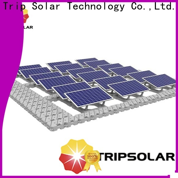 TripSolar Custom floating solar array Suppliers