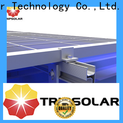 TripSolar solar panel tile roof bracket manufacturers