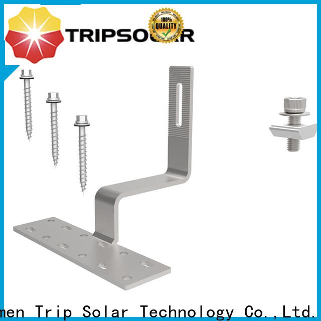 TripSolar solar panel wire clips company