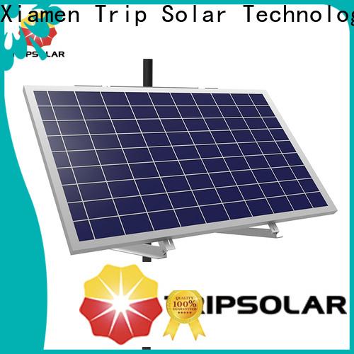 TripSolar solar pole mounts factory