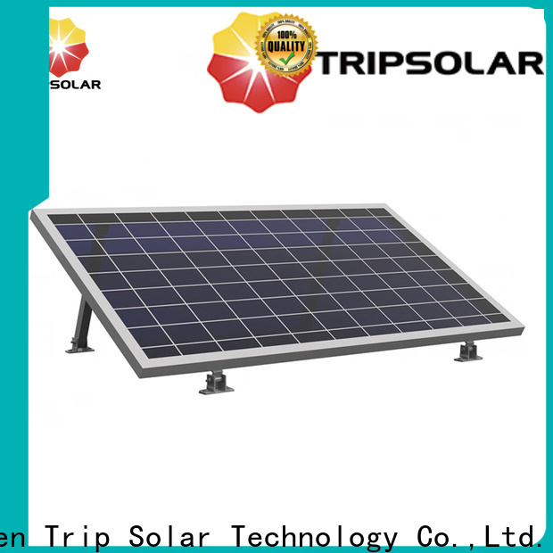 TripSolar solar panels kits for sheds Supply