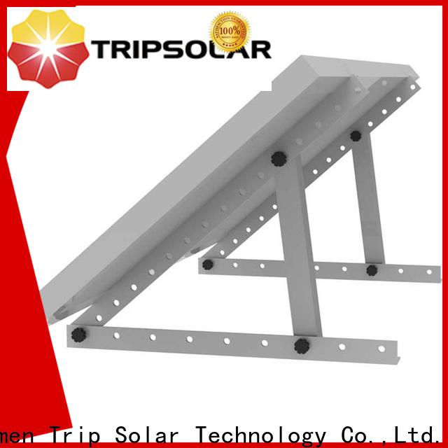 TripSolar Custom solar roof mounting company