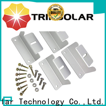 TripSolar abs solar panel mounts factory