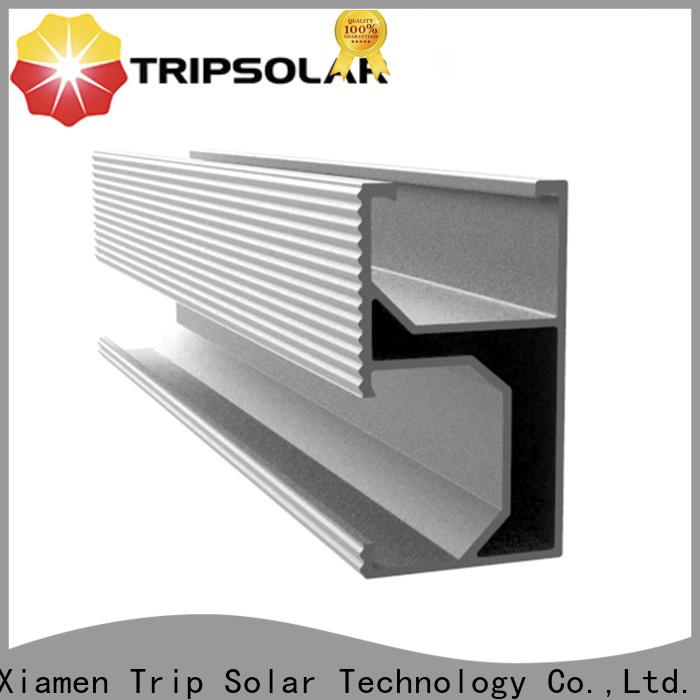 Wholesale solar roof rail manufacturers