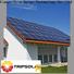 TripSolar solar carport Supply