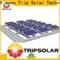 TripSolar Top floating solar array Supply