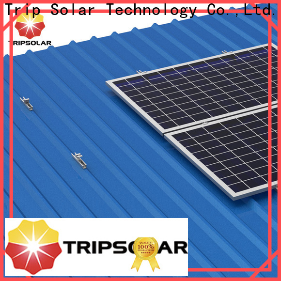 TripSolar solar mounting system Suppliers