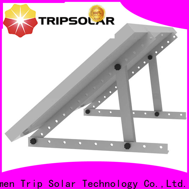 TripSolar Top roof solar mounting system manufacturers
