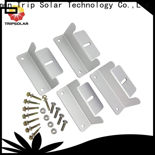 TripSolar Best solar panel mounting frame Supply