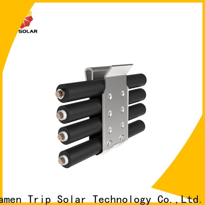 TripSolar solar panel pole factory