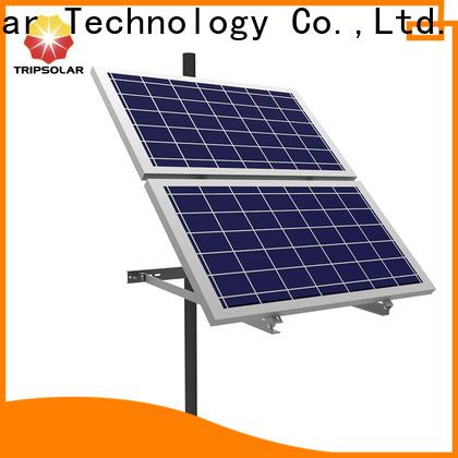 TripSolar High-quality aluminum solar rail manufacturers