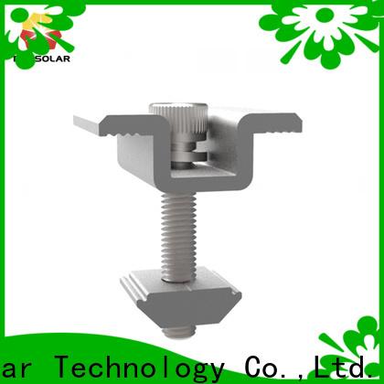 TripSolar Custom solar mid clamp company