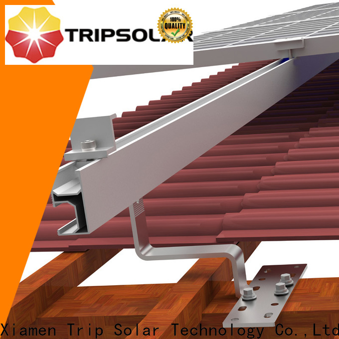New adjustable solar panel mounts company