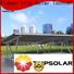 TripSolar Top solar panel carport roof manufacturers