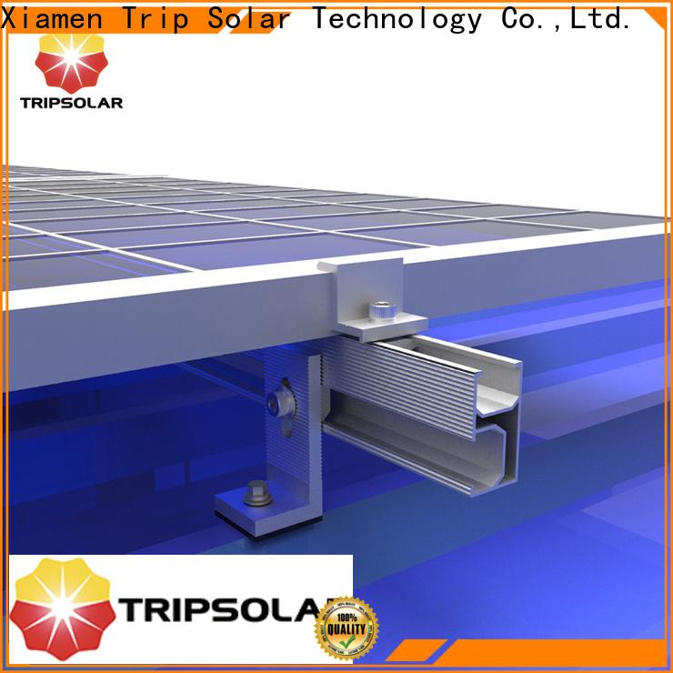 TripSolar Wholesale solar panel tile roof bracket for business