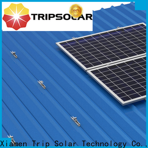 Latest solar panel roof mounts manufacturers