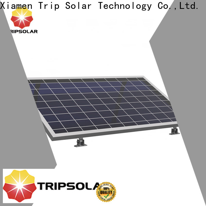 TripSolar caravan solar panel mounts factory