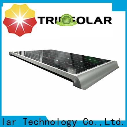 TripSolar solar panel mounting rails for rv for business