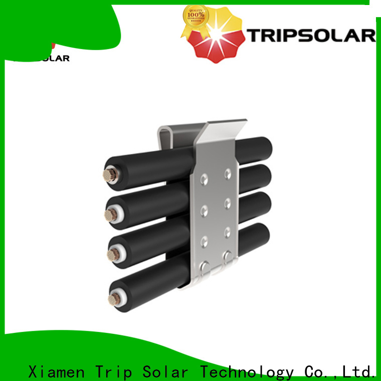 TripSolar solar wire management clips Suppliers