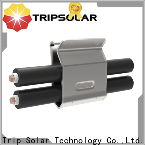 Latest solar clamp for business