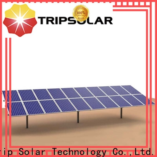 Wholesale solar panel ground mount kit for business