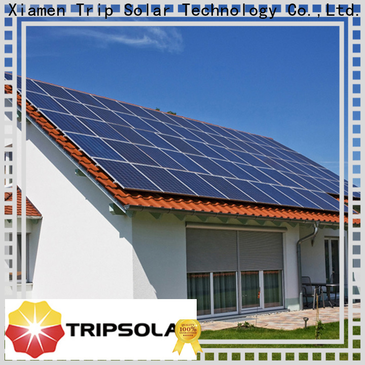 TripSolar Wholesale solar bracket Supply