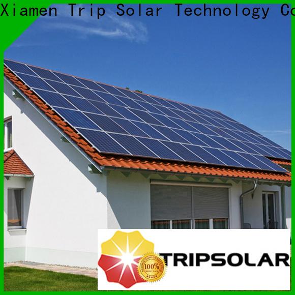 TripSolar solar bracket manufacturers