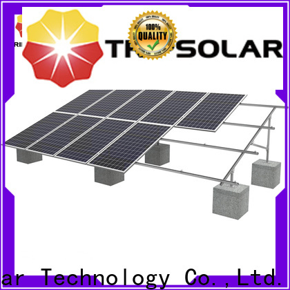 TripSolar solar ground mounting structure manufacturers
