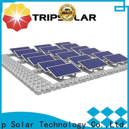 Top floating solar structure manufacturers