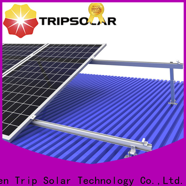 High-quality solar mount roof manufacturers