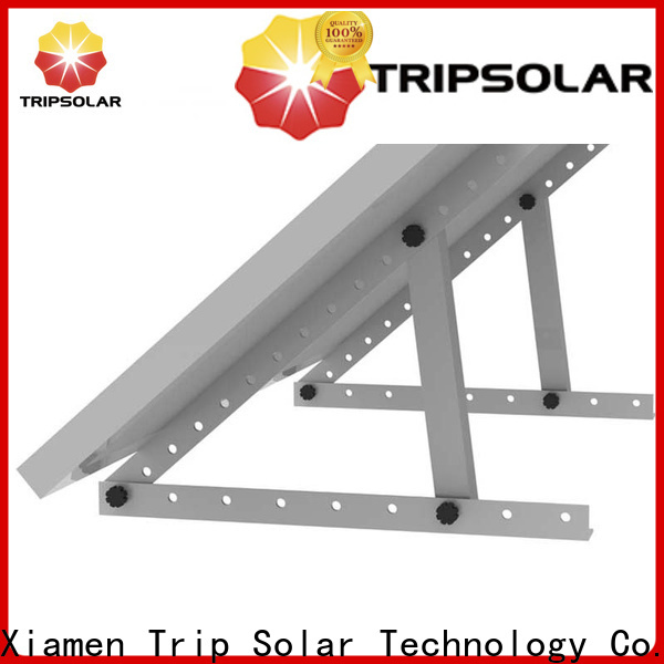 TripSolar roof solar panel mounting system manufacturers