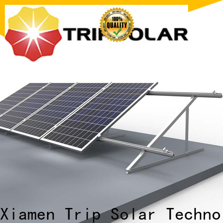 TripSolar solar roof mounting brackets manufacturers