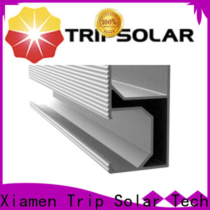 Wholesale solar panel rail system for business