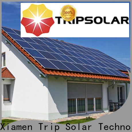 TripSolar solar mounting bracket Suppliers