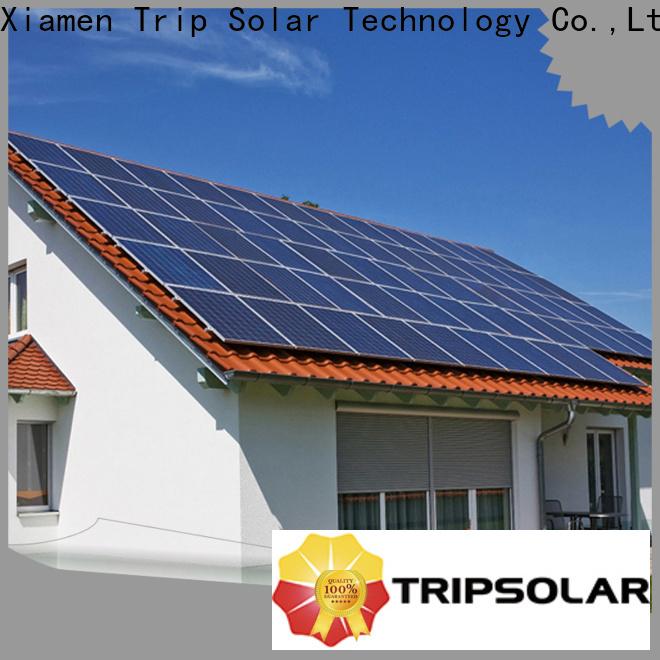 TripSolar Wholesale solar panel mounting bracket factory