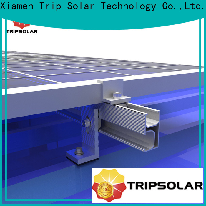 TripSolar Best adjustable solar roof mount for business