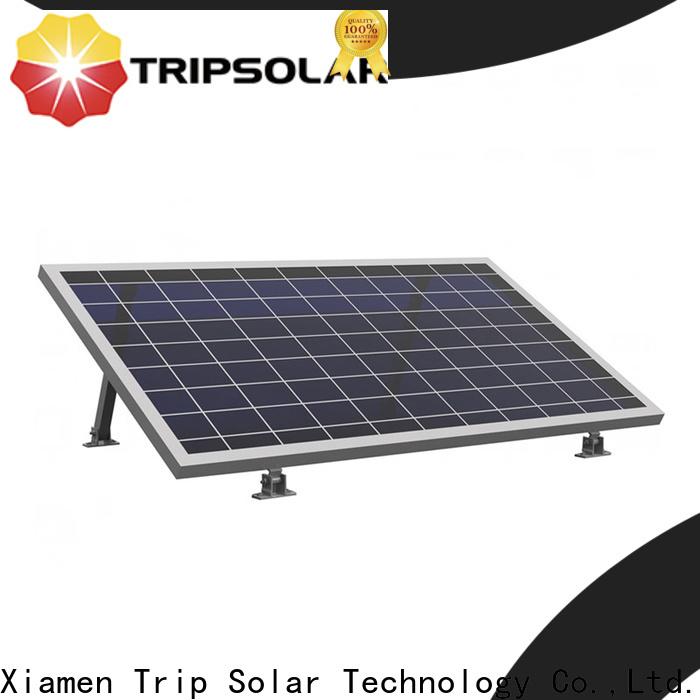Top adjustable solar panel tilt mount brackets for business