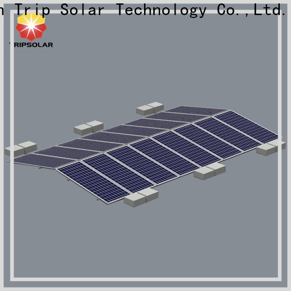 TripSolar roof mounting brackets for solar panels Supply