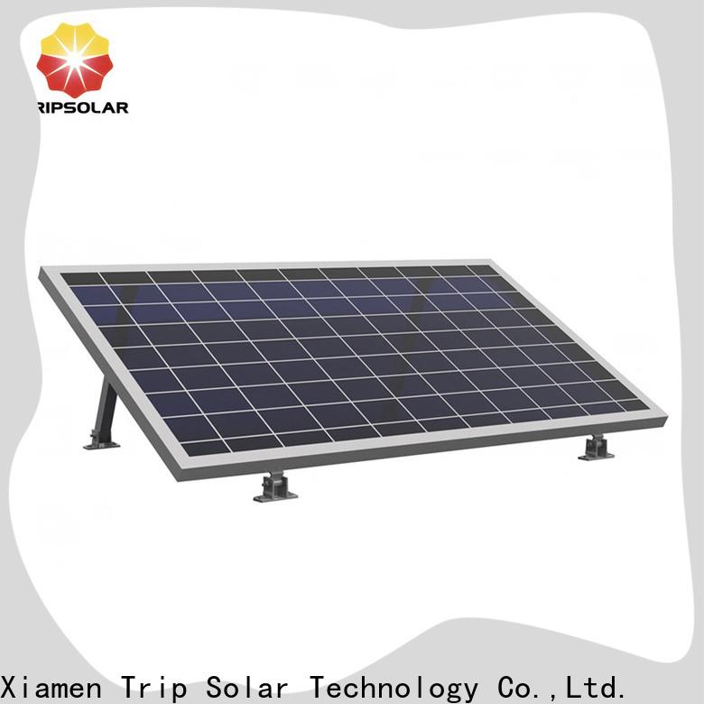 TripSolar adjustable solar panel tilt mount brackets for business