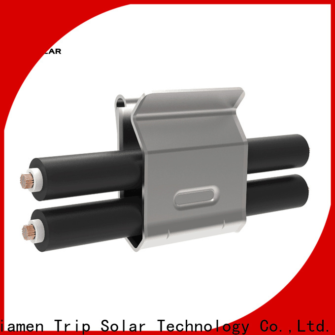 TripSolar solar panel pole mounting brackets for business