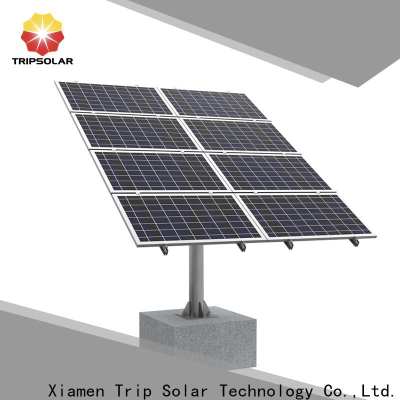 TripSolar Top solar ground mounting Supply