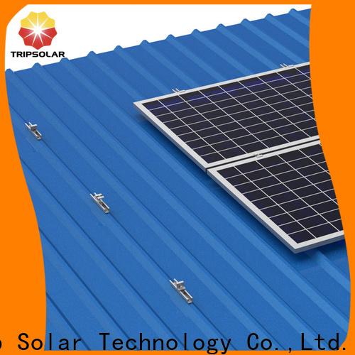TripSolar solar panel tile roof bracket Suppliers