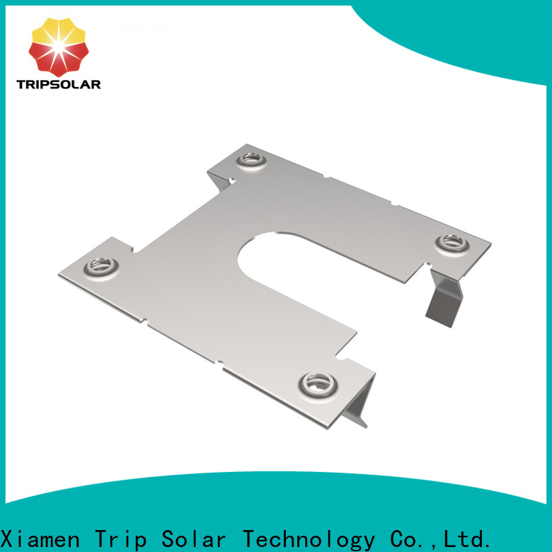 TripSolar solar panel mounting rail for business