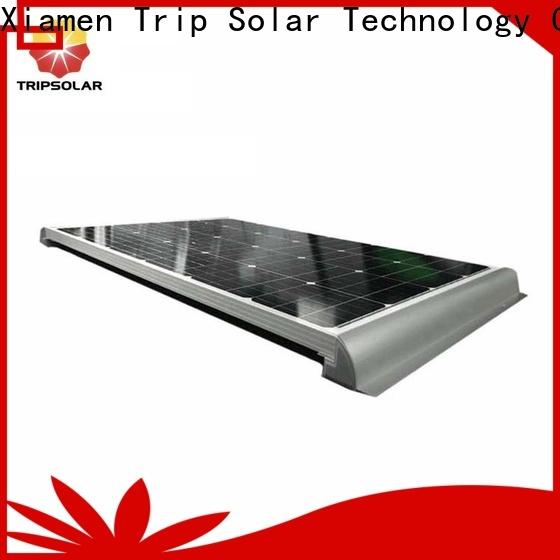 TripSolar ring solar panel mounting bracket for business
